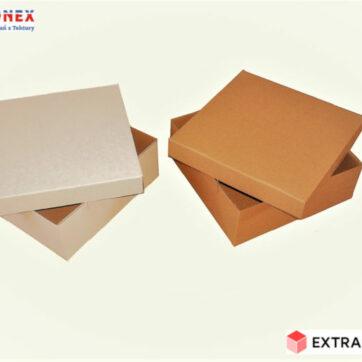 Karton do tortów 270x270x100