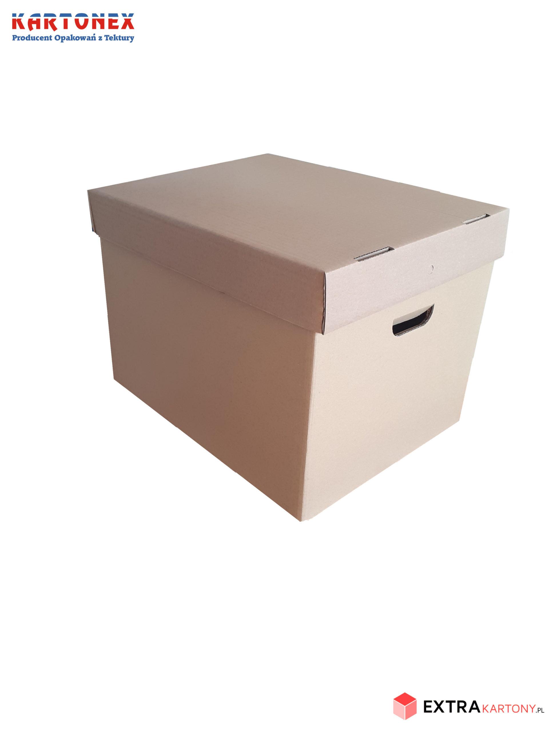 Do czego służą pudełka archiwizacyjne?